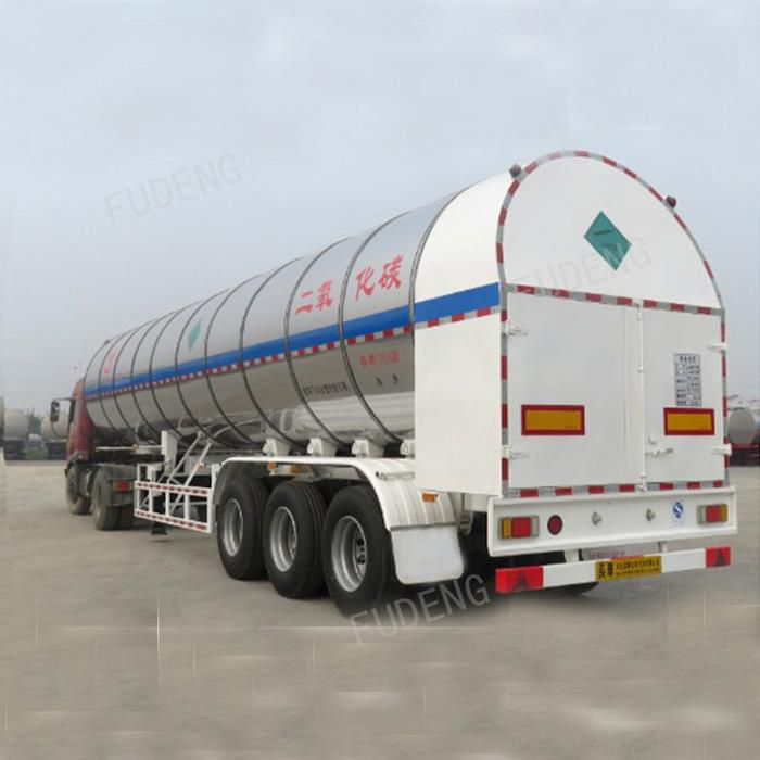 Co2 Transport Trailers