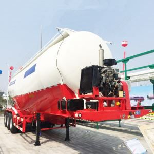 Cement Tanker Trailer